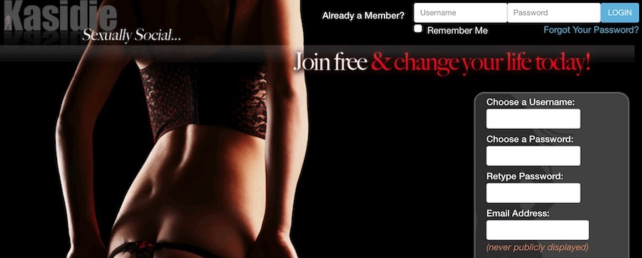 List of swinger sites free